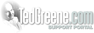TedGreene.com Support Logo